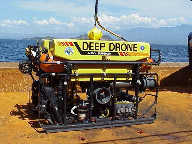 Other U S Navy Work Class Rov S