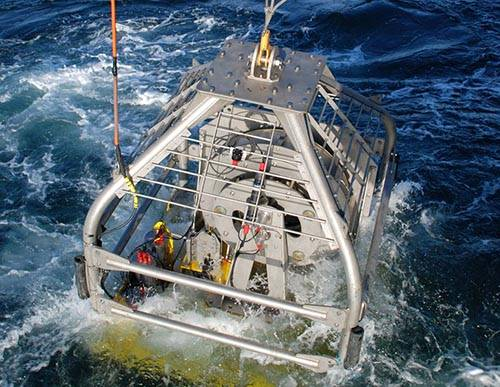 MMT to Survey UK Norway HVDC Cable Route