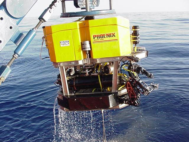 Remora launch recovery