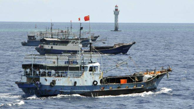 South China sea Pata