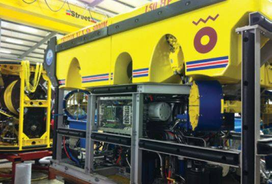 Harkand Invests in new Build ROV Support Vessel for Asia Pacific