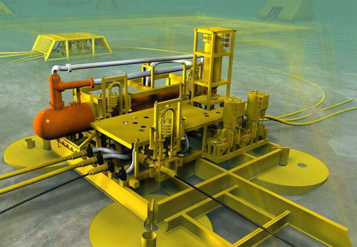 the next wave in subsea motion control for oil gas exploration P