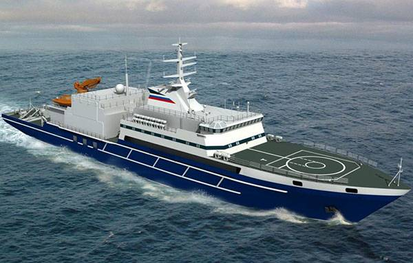 Admiralty Shipyard Floats out Rescue Ship Igor Belousov x