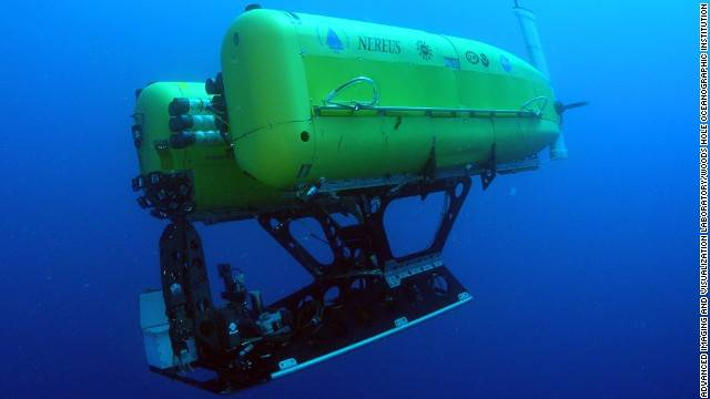 ocean technology nereus horizontal gallery